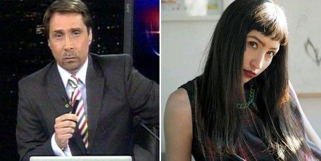 Eduardo Feinmann: Sofía Gala trabaja en C5N porque es la hija de Moria Casán