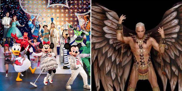 Sorpresa en la cartelera porteña: Disney Live destronó a Stravaganza