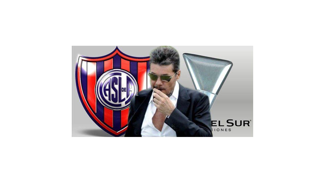Marcelo Tinelli deja San Lorenzo