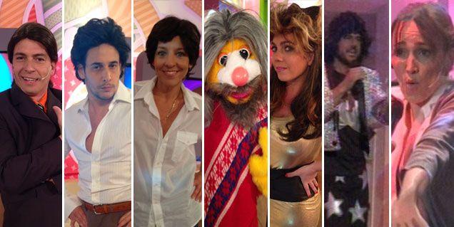 Las divertidas imitaciones de Vero Lozano, Leo Montero y el equipo del programa