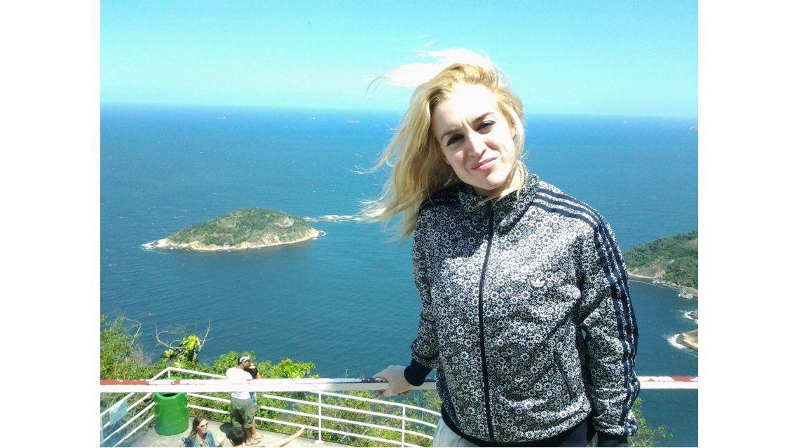El álbum de fotos de la segunda luna de miel de Fátima Florez en Brasil