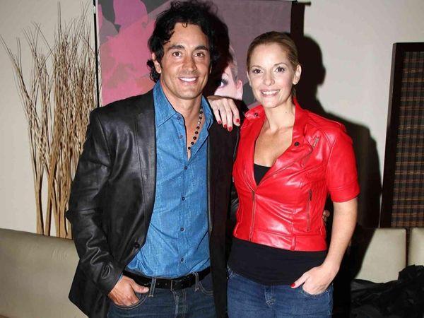 Zampini y Estevanez arrancan en días a grabar Ruta de amor para enero