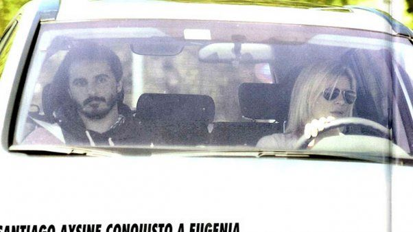 La historia desconocida de Santi Aysine, el nuevo novio de Eugenia Tobal