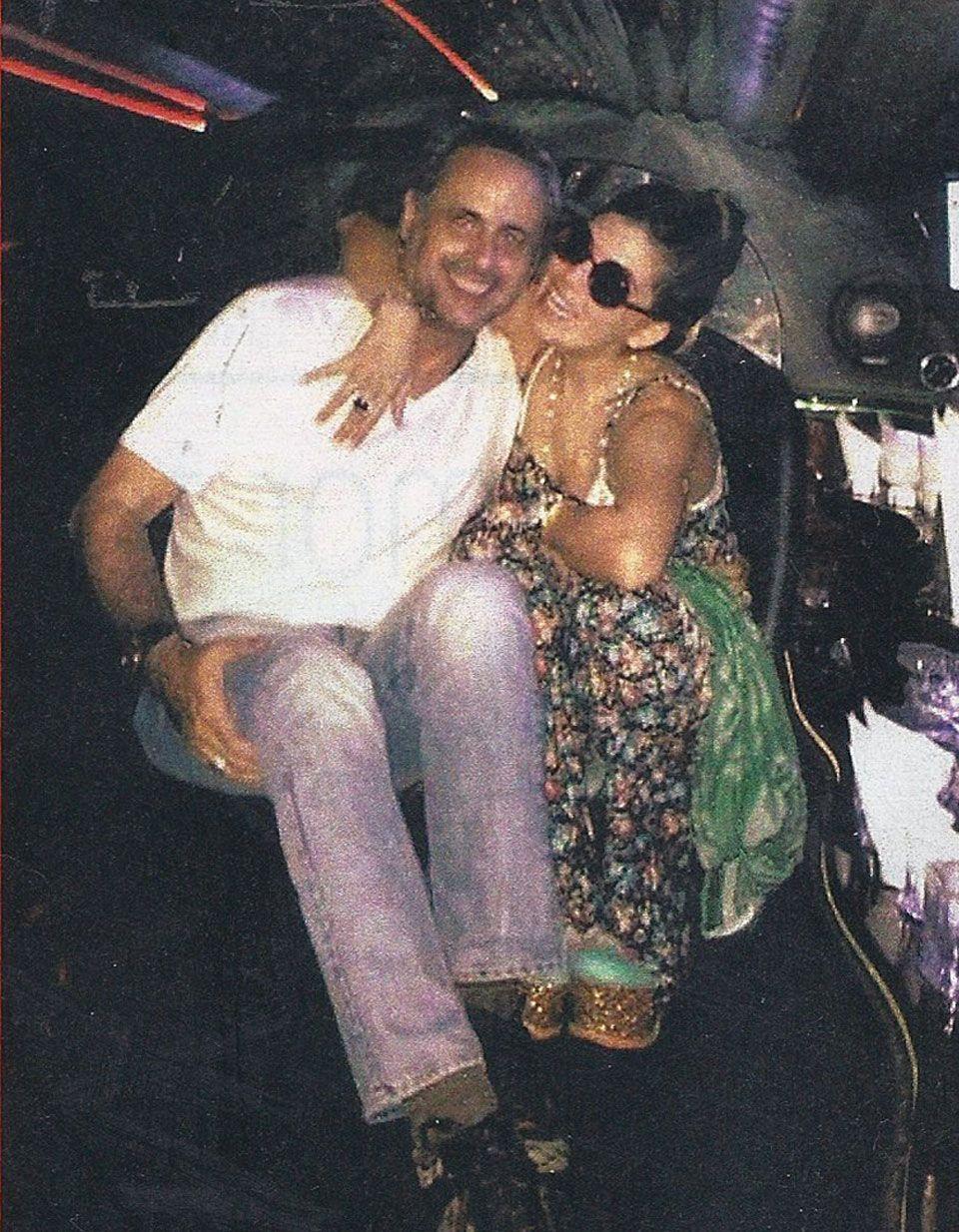 Las románticas y lujosas vacaciones de Jorge Rial y Loly Antoniale en Dubai