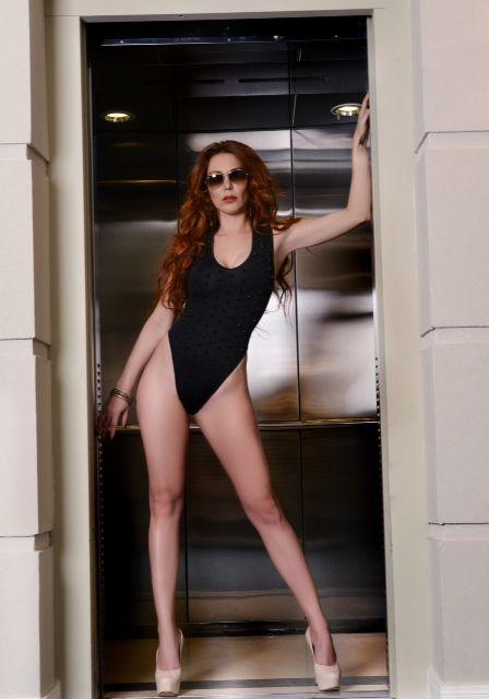Infartante destape de Celina Rucci: Quiero volver a las tablas más que nunca