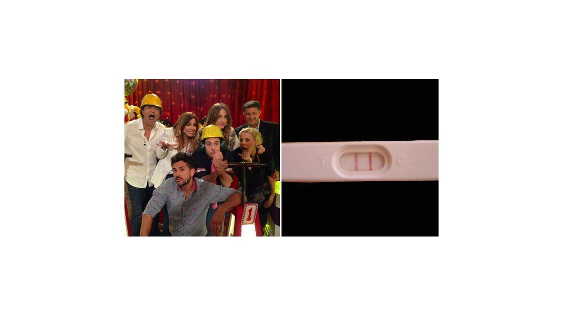 Exclusivo: ¿el embarazo? menos pensado; noche de evatest y temor en Las Cañitas