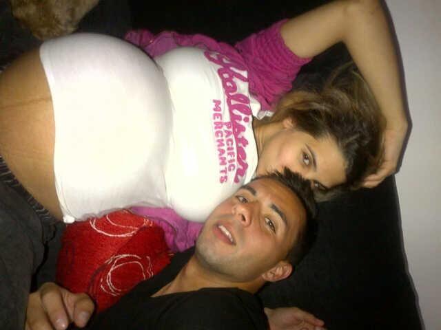A seis meses de ser mamá, Cinthia Fernández está embarazada otra vez