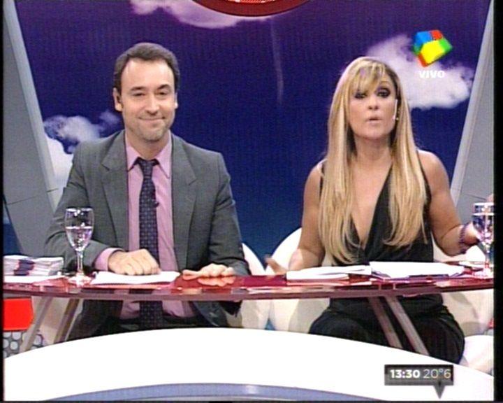 Marcela Tauro y Adrián Pallares condujeron Intrusos: ¿qué pasó?