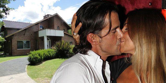 Robaron a los ex Gran Hermano Santiago Almeyda y Natalia Fava en su country