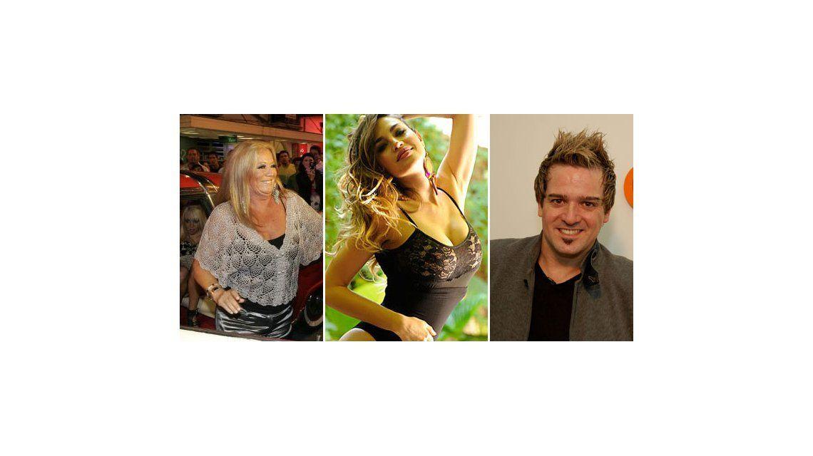 ¡Qué trío! Belén Francese, Estela Ventura y Charly G. harán teatro juntos