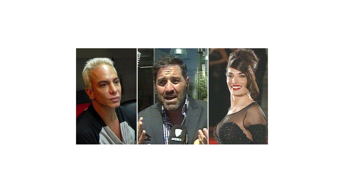 Iúdica defiende a su mujer de Flavio: Está celoso porque Romina tiene una familia