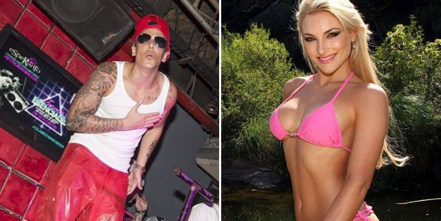 Alexander Caniggia rompió con la bailarina Sofía Macaggi, atacado de celos