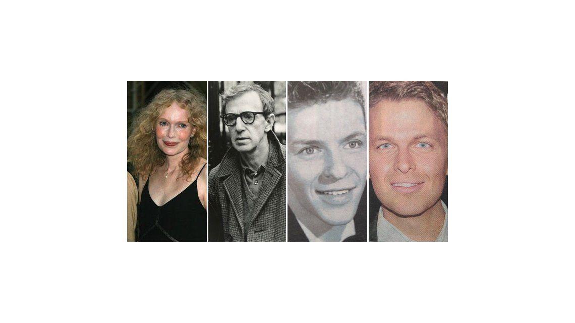 Farrow, Woody Allen, Sinatra y la venganza mas cruel del mundo del espectáculo