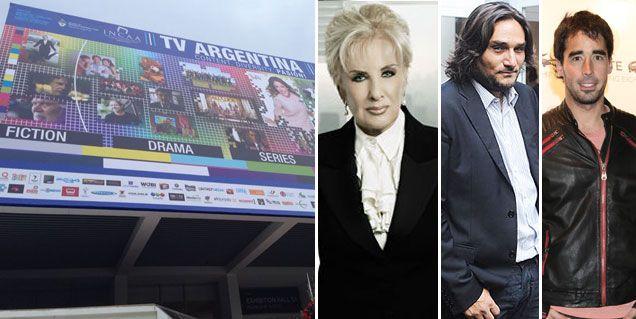 La dueña llega al Festival de Cannes de televisión para ser vendida