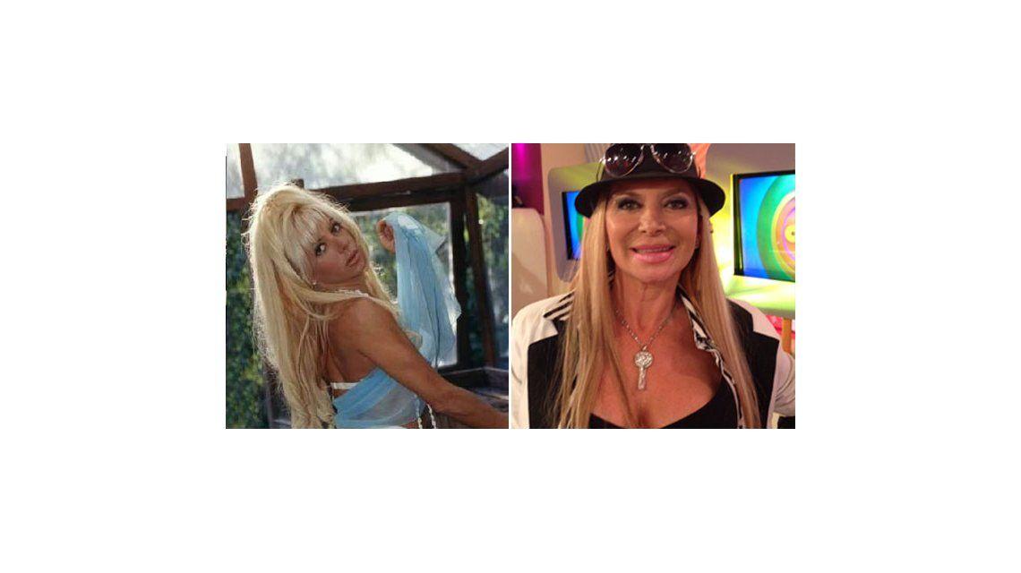 ¿Se acuerdan de Yanina Zilly? Bomba de los 90 está de vuelta