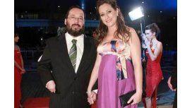 Otra pareja de periodistas estaría en crisis: Gerardo Rozín y su mujer; ¿todo mal?