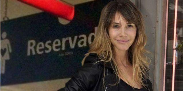 Guillermina Valdes juega vía Twitter con su maternidad