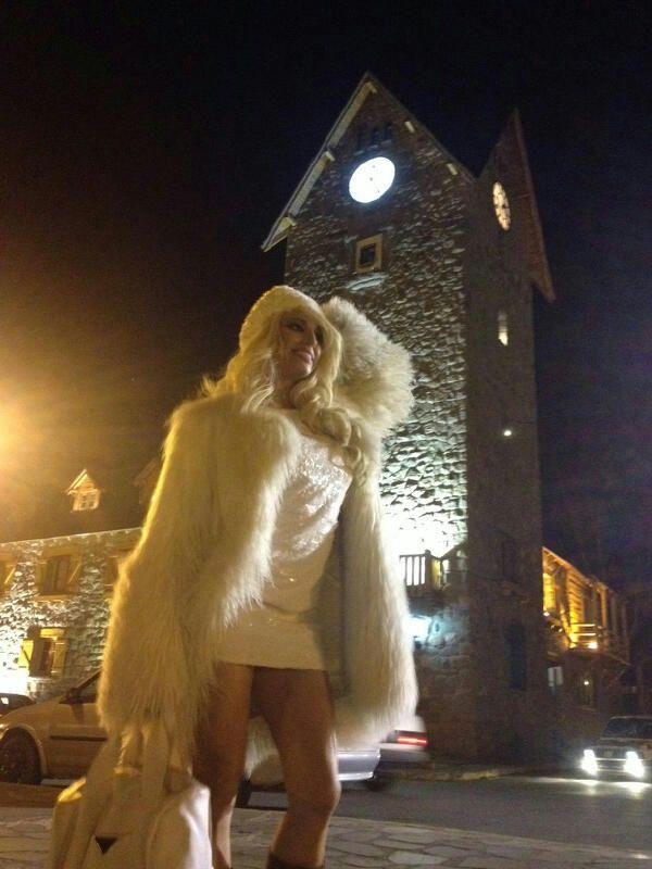 El diario de viaje de Carmen, Moria y la griega Xipolitakis de gira por Bariloche