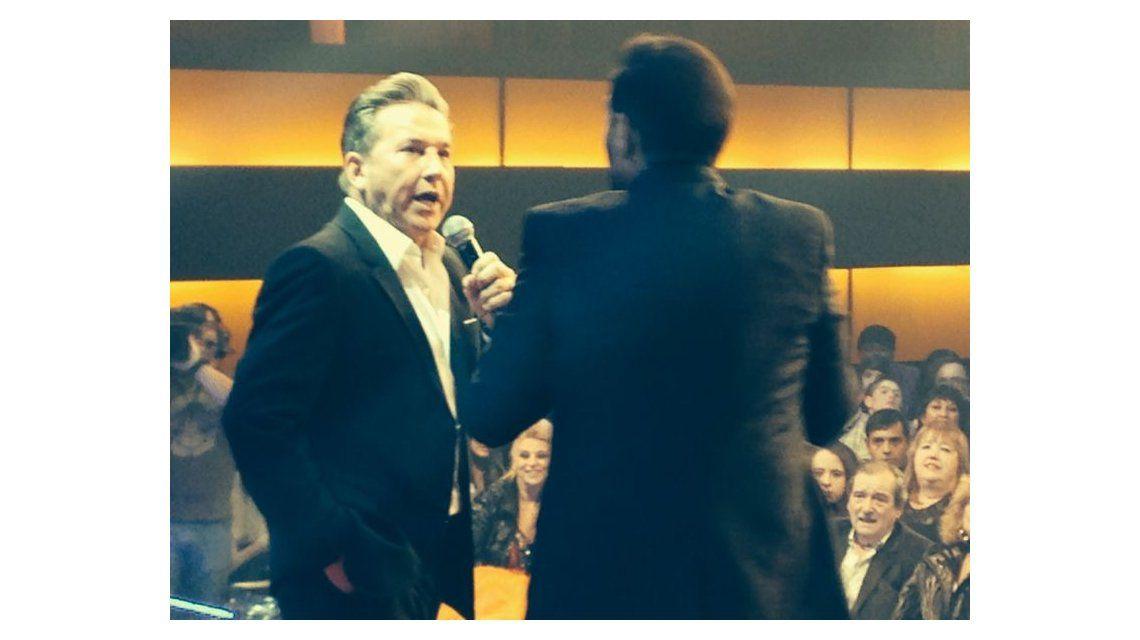 El show especial de Ricardo Montaner en Soñando por cantar
