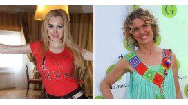 Fátima Florez prepara la imitación de Maru Botana para estrenar en Sabado en casa
