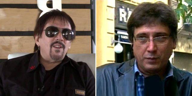No hubo acuerdo: Oscar Mediavilla y Alejandro Lerner irán a juicio