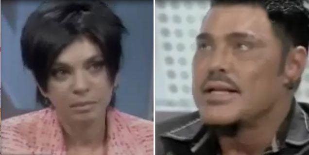Mónica Gutiérrez lloró con Ricardo Fort: ¿qué le pasó a la periodista?