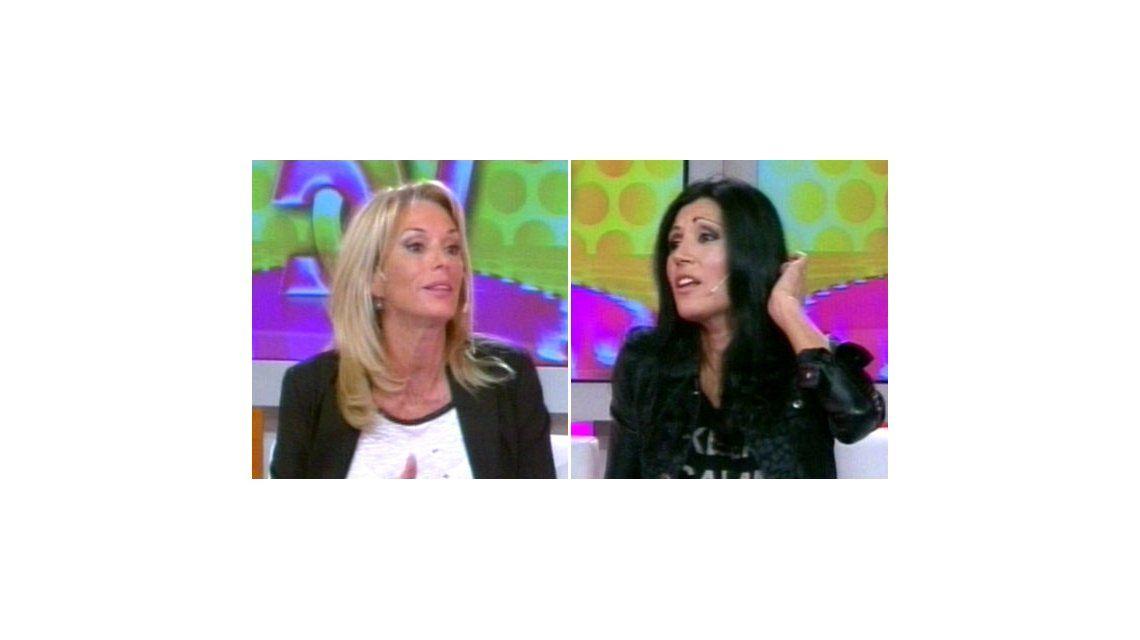 Yanina Latorre se peleó con una ex Gran Hermano: Andá a chupar p...