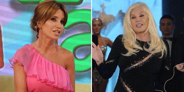 Florencia Peña vuelve a la pantalla de Telefe de la mano de Susana Giménez