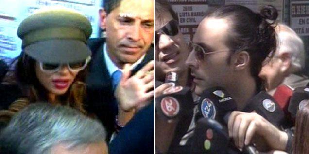 Jelinek, luego de la mediación con Fariña: Traté con un psicópata; no hubo acuerdo