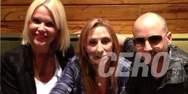 Nazarena se llevó a Gladys Florimonte: la cómica firmó contrato para Carlos Paz