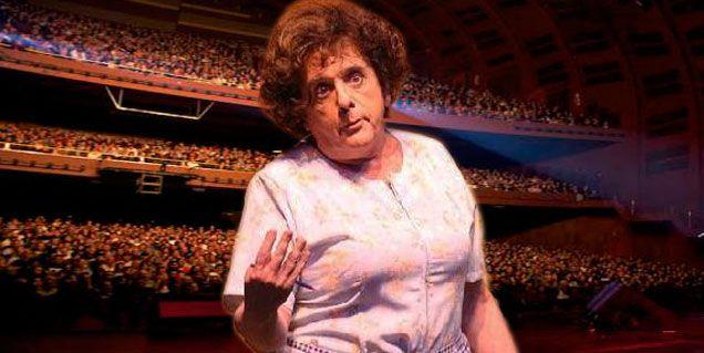 Antonio Gasalla vuelve al teatro porteño con Más respeto que soy tu madre