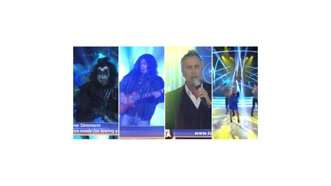 Así empezó Tu cara me suena, el nuevo reality de famosos en Telefe