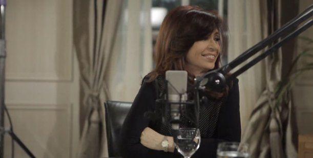 Habló el periodista que entrevistó a Cristina Fernández para la TV pública