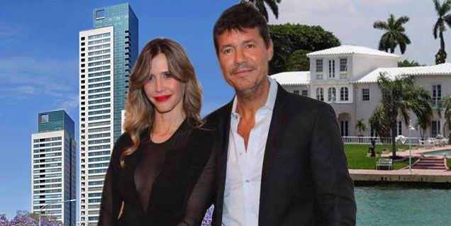 Marcelo Tinelli y Guillermina Valdes, futuros papás: el plan de los tuyos, los míos y los nuestros