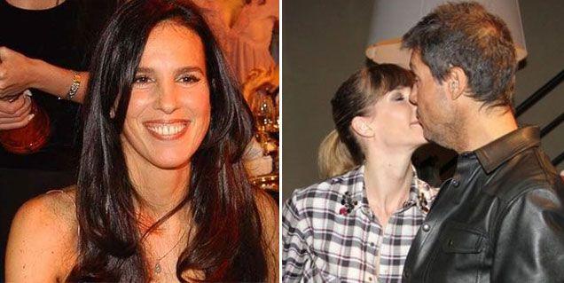 Paula Robles, la ex de Tinelli, sobre el embarazo de Valdes: Fue fuerte enterarme
