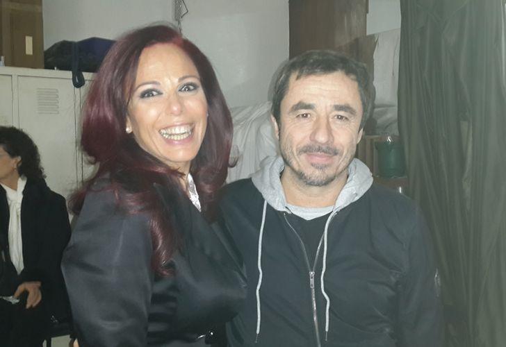 Las Calabró a pleno: Iliana reapareció con Rossi; Marina se muestra con nuevo novio