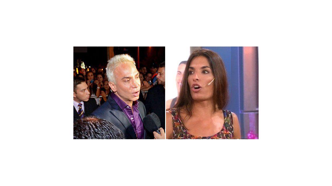 Guerra declarada: Romina Propato le pone un bozal legal a Flavio Mendoza