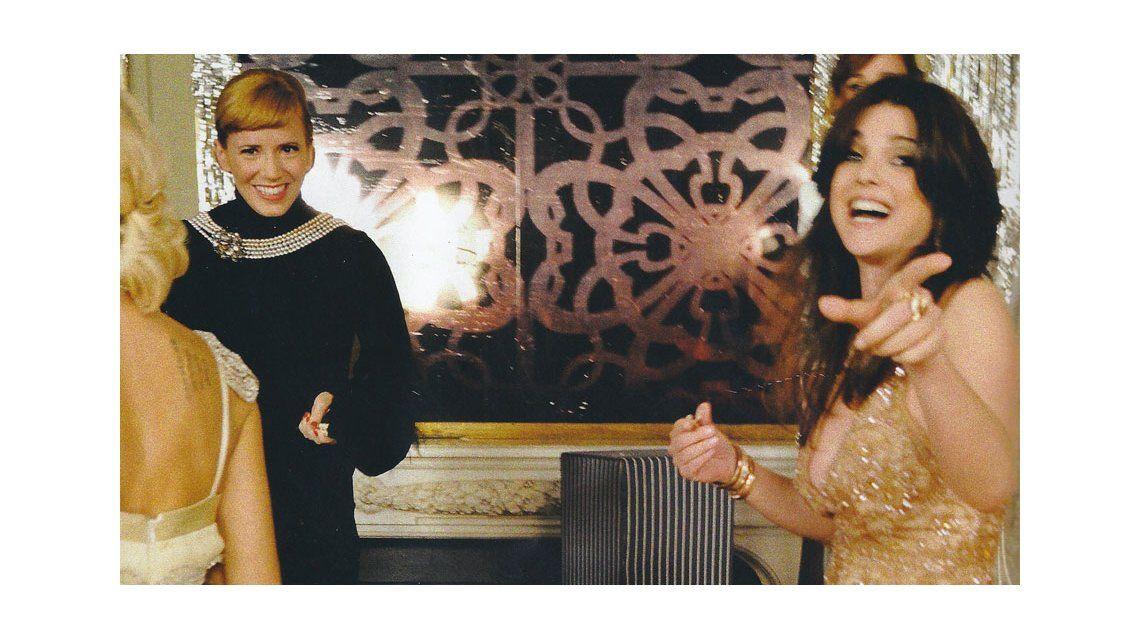 Las fotos del encuentro de Araceli con Siciliani y Susana con Vero Lozano