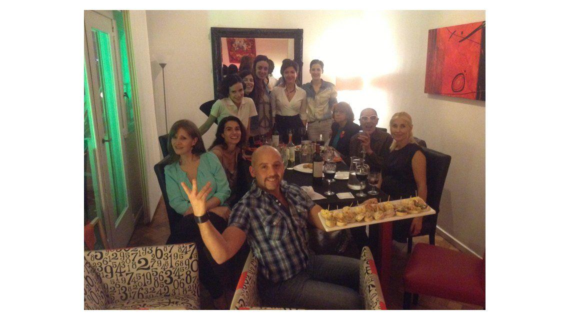 Las Bernardas de Muscari se van a Mar del Plata: cena íntima y festejo por el éxito