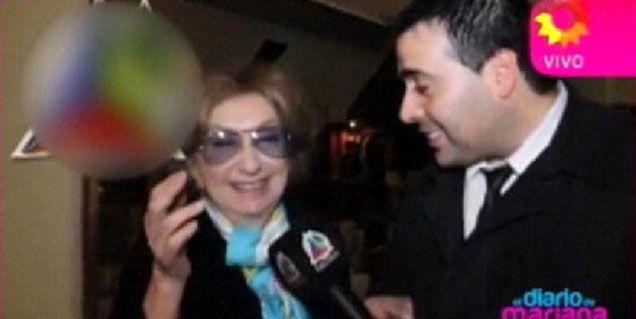 La desopilante reacción de Norma Aleandro cuando le preguntaron si es feliz