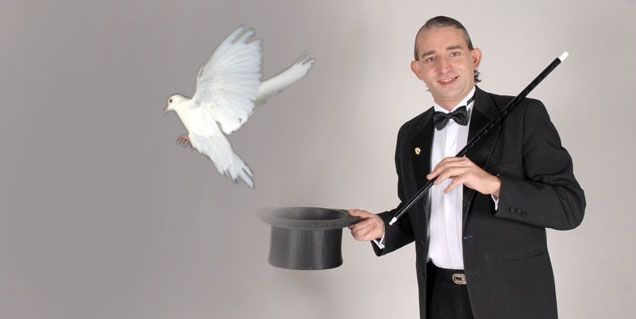 El secuestrador aseguró que la paloma del Mago Sin Dientes se voló
