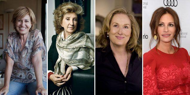Agosto: en teatro fueron Aleandro y Morán, en cine serán Streep y Julia Roberts