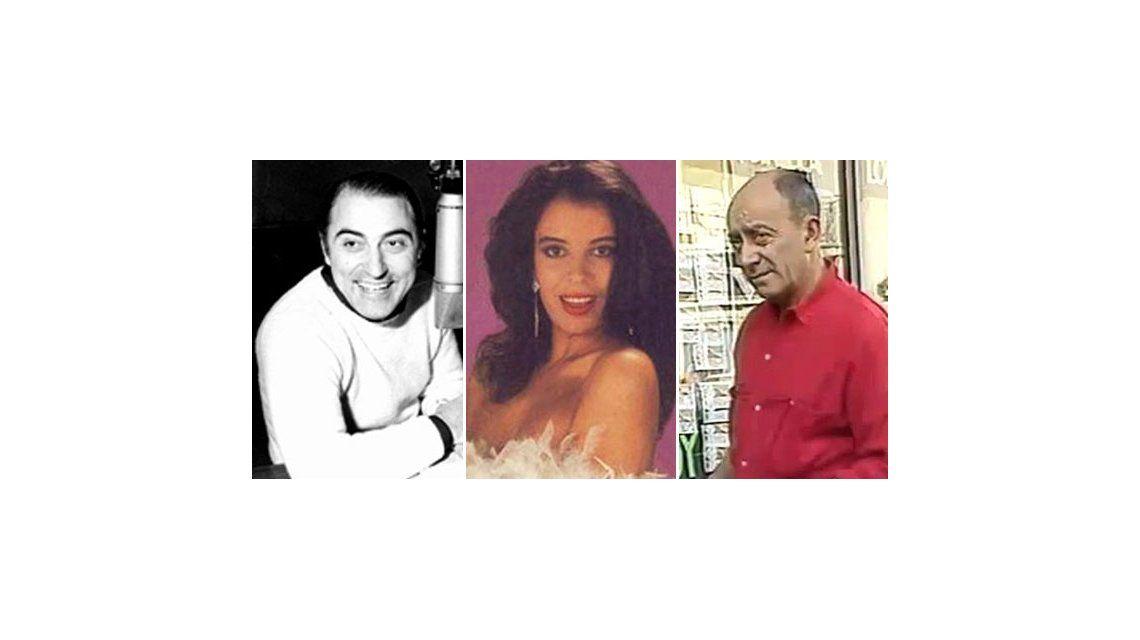 El triángulo Olmedo-Nancy Herrera-Fontana regresó a la tv, después de 25 años