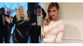 Susana y Guillermina Valdés: dos mujeres con el mismo vestido