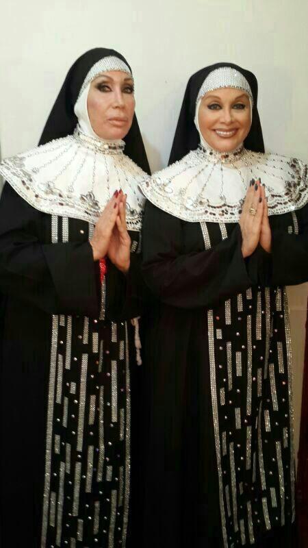 Carmen y Moria entregan los Premios Hugo como las monjas que harán en verano