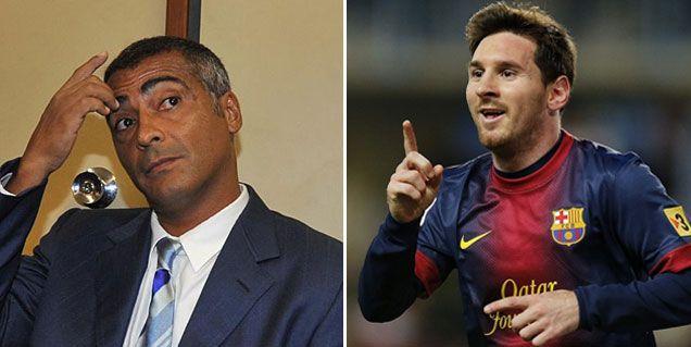 Romario aseguró que Messi sufre de autismo; y su familia inicia acciones legales