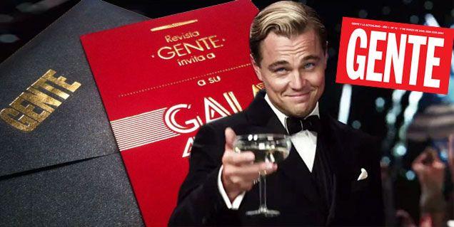 Revista Gente cumple 48 años y lo festeja con una gala inspirada en el Gran Gatsby