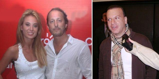 Rud confirmó el romance de Jesica Cirio y Martín Insaurralde en un desfile