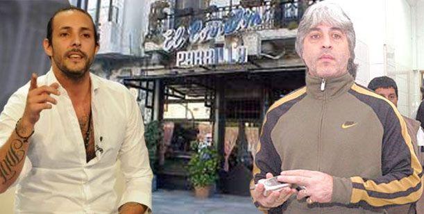 Exclusivo: Fariña va a comer con el Rafa Di Zeo y barrabravas de Boca