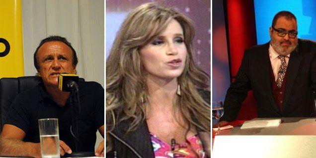Florencia Peña: Me parece tremendo que la gente vote a Del Sel y que vea a Lanata